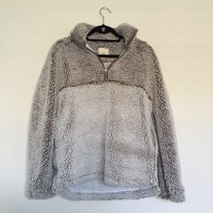 Sherpa Pullover